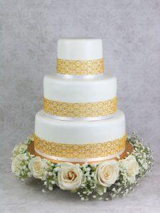 DoMORI Hochzeitstorte