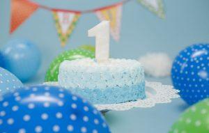 DoMORI Geburtstagstorte Kinder